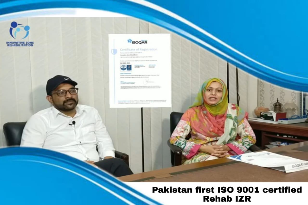 ISO Certified Rehab Centre